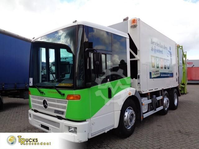 Mercedes-Benz Econic 957.65 PTO Garbage Truck