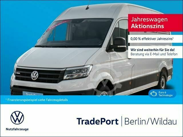 VW E Crafter 35 Kasten MR HD E Crafter, LED,