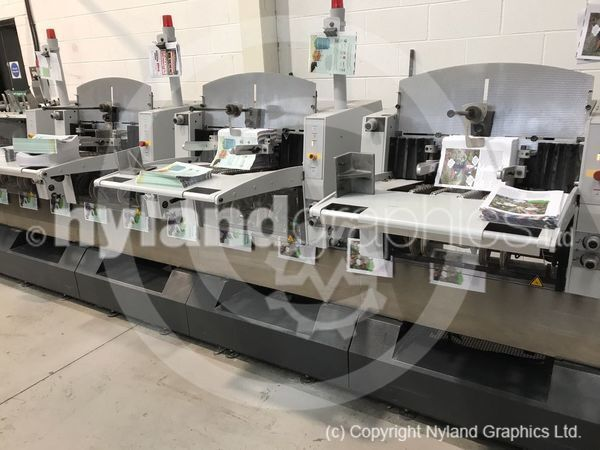Heidelberg TAS350 section feeder -2005