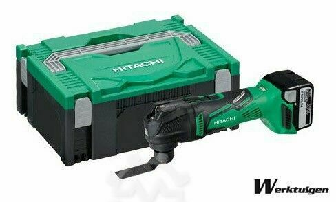 Hitachi Power Tools 5.0.Ah Accu multitool in HSC II