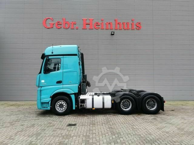 Mercedes-Benz Actros 2658 6x4 Euro 6 Retarder Hubreduction!