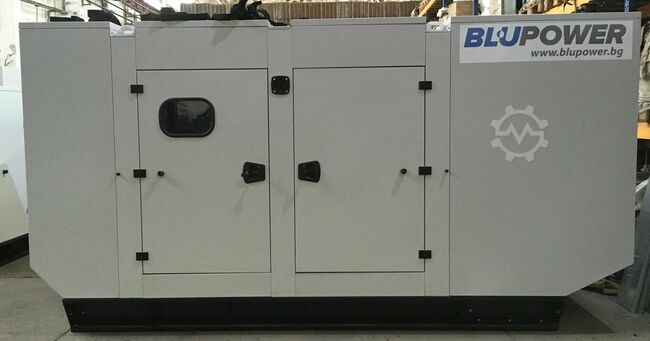 BLUPOWER ANTOM-138DI, 138kVA, FPT IVECO & MARELLI