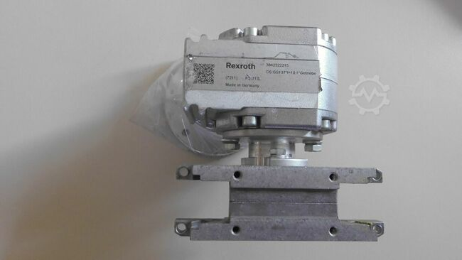 REXROTH 3842522215 - CS: GS 137*1
