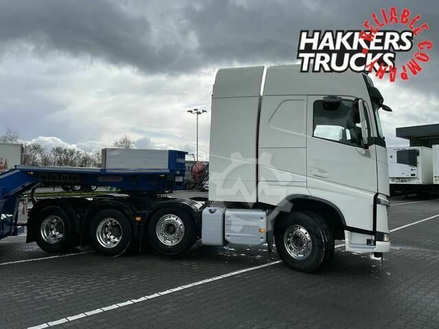 Volvo FH 540 8x4 combination