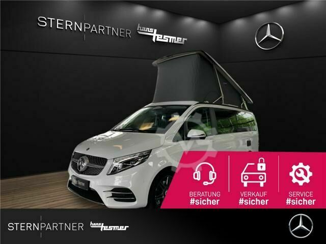 Mercedes-Benz V 300 d MARCO POLO EDITION AMG! EASY UP! SHD!