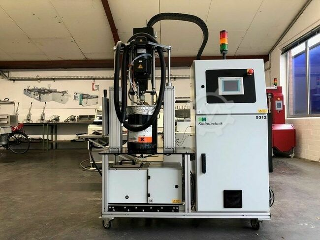 SM PUR Drum Melter GX2311.16
