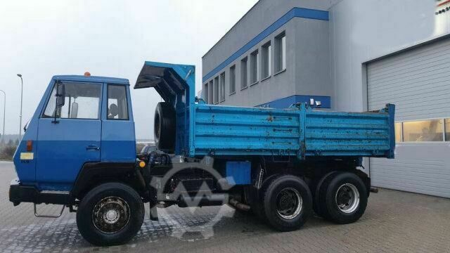 Steyr Andere 1491 6x4