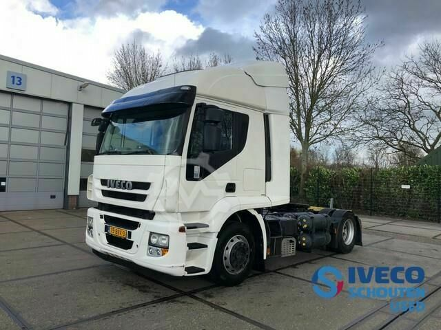 Iveco Stralis AT440S33T/P CNG LNG 2013 intarder Mautvrij