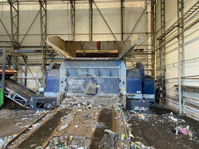 Lindner Recyclingtech GmbH Jupiter 3200