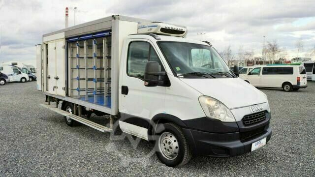 Iveco Daily 35S11 TIEFKÜHLER/220V/automat/mehr Stck!