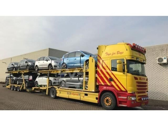 Scania R420 R420 Analog tacho GS meppel Car transporte