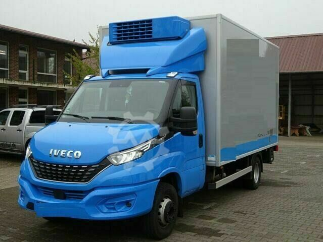 Iveco 70 C 18 Rohrbahn Meat Thermoking