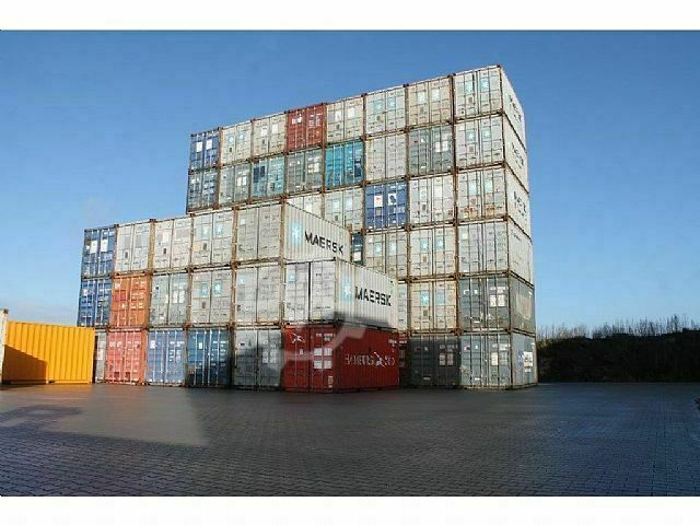 Sonstige/Other Seeecontainer 20ft