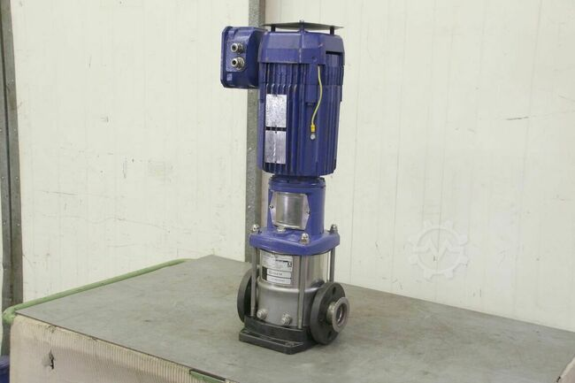 Speck Pumpen IN-VB-F 10-30 B