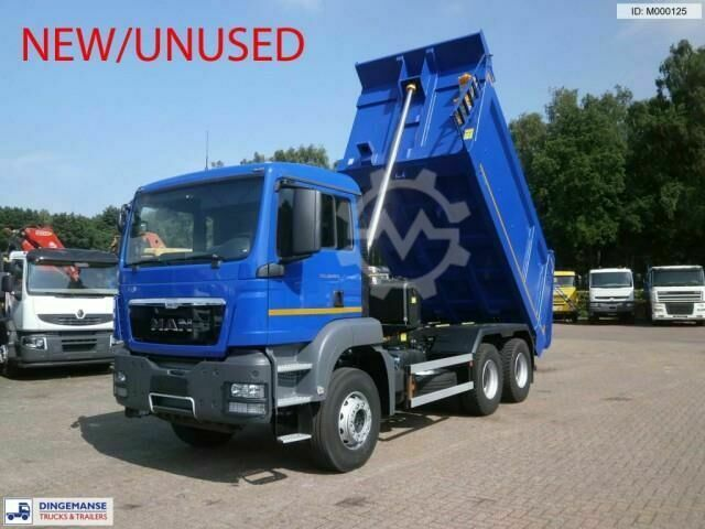 MAN TGS 33.360 6X4 tipper NEW/UNUSED