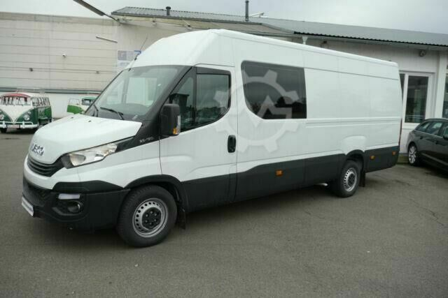 Iveco Daily Mixto 35S16 Maxilang+Hoch 6Sitze,