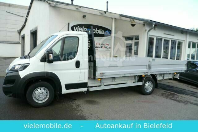 Peugeot Boxer 2.2 165 PS Pritsche AHK,extra Lang,Sofort