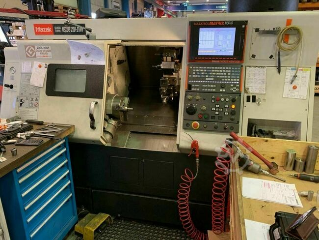 Mazak Quick Turn Nexus 250 II MY