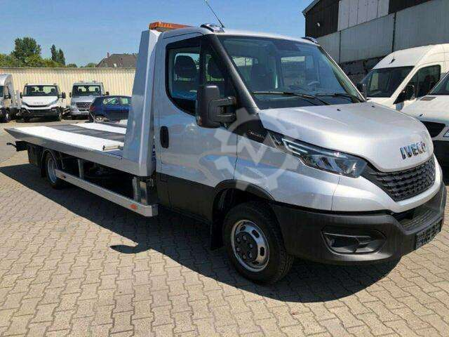 Iveco Daily 52C18/ Schiebeplateau, LED, SOFORT
