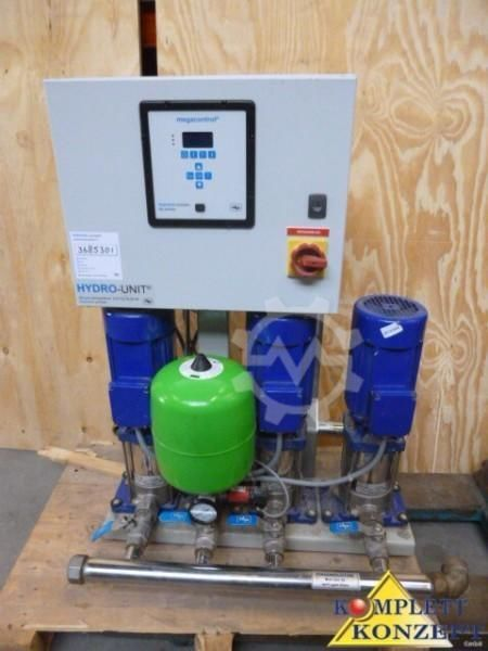 DP-Pumps HU3 DPVE4-60 MC-FR DOL
