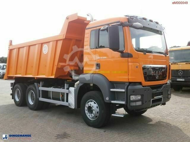 MAN TGS 33.400 6X4 tipper NEW/UNUSED