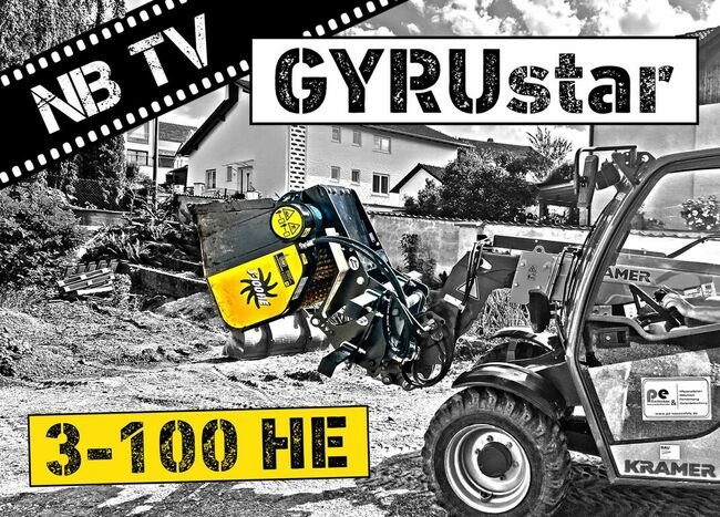 GYRUStar 3-100HE | 4,0 - 6,0 to