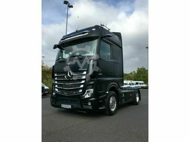 Mercedes-Benz 1853 Actros / Leasing