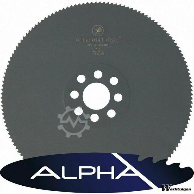 Alpha Zaagblad HSS alpha 350 x 3 x 32mm