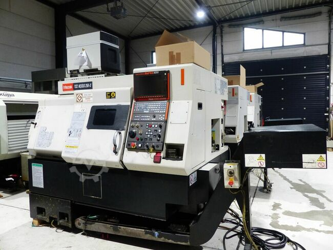Mazak QUICKTURN NEXUS 250-II