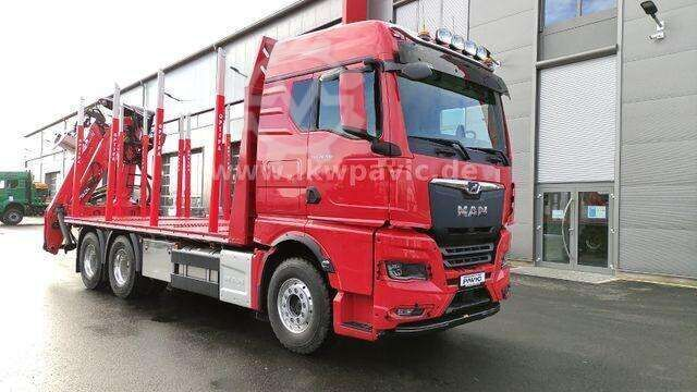 MAN TGX 26.580 6x4 BL TG3 NEW NEUES MODELL NEW