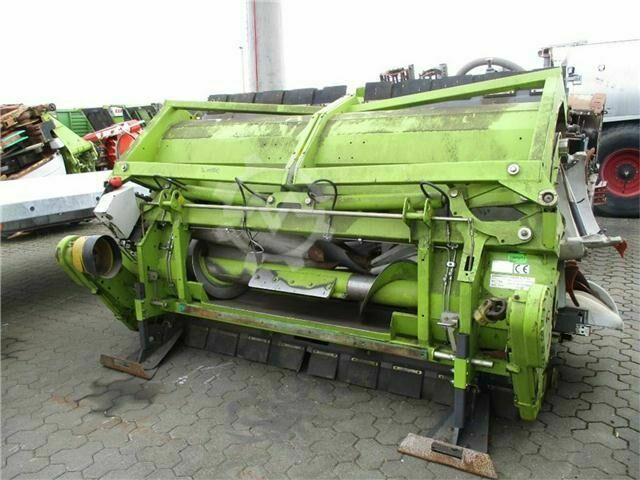 Claas CONSPEED 8 75 FC Linear