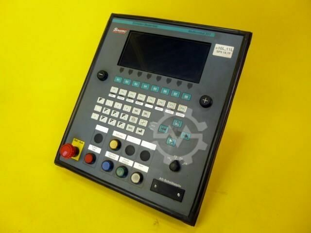Synatec ELECTRONIC Multicontrol 101 Panel