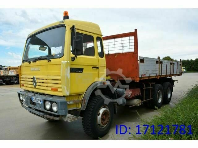 Renault G300 6x4