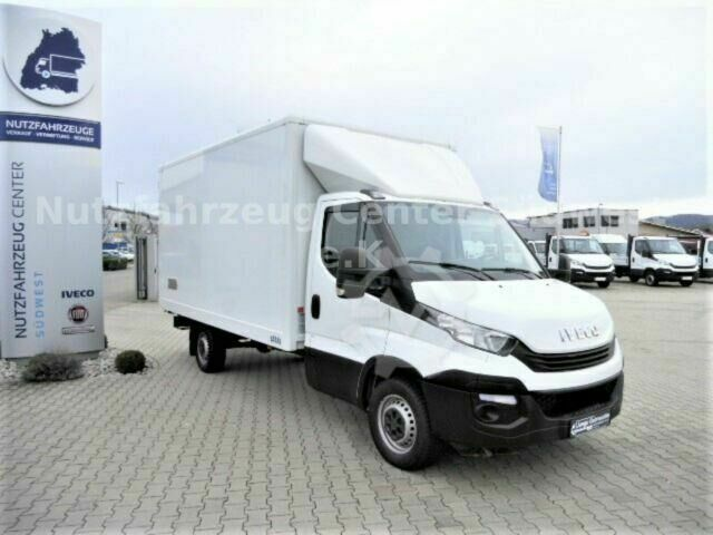 Iveco Daily 35S16V Trockenfrachtkoffer