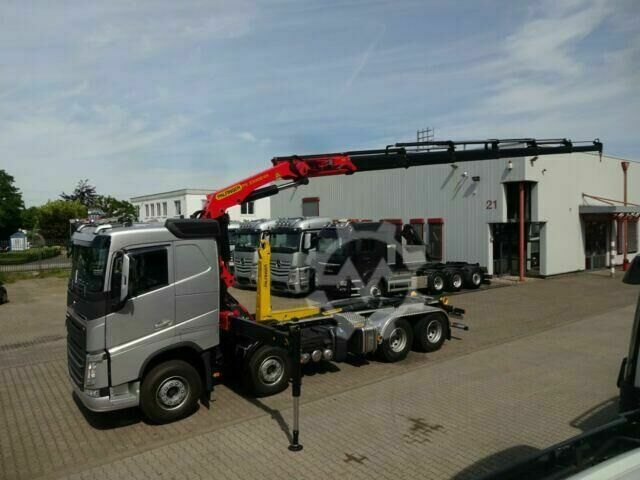 Volvo FH540 Abrollkipper PK33002 6xhydr. 5+6 Bed. Funk