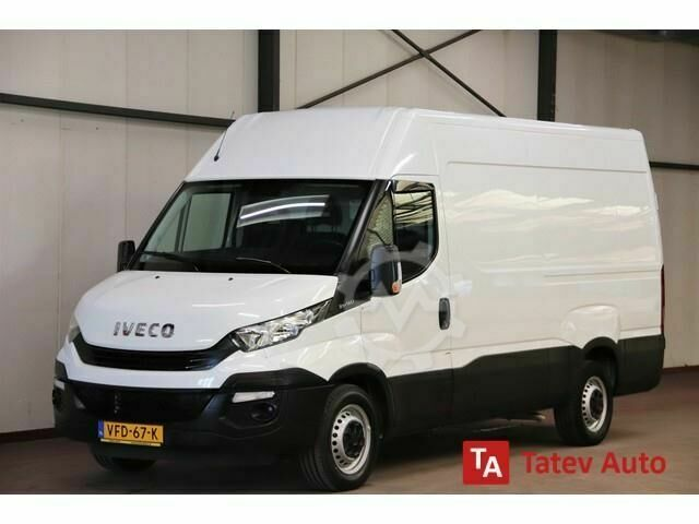 Iveco Daily 35S14 L2H2 3500KG TREKVERMOGEN AIRCO CRUISE