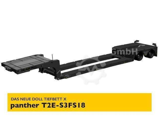 Doll Tiefbett T2E S3FS18 panther