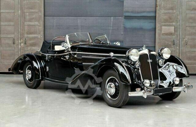 Sonstige/Other Horch 853 a Spezial Roadster HORCH 853 a Spezial