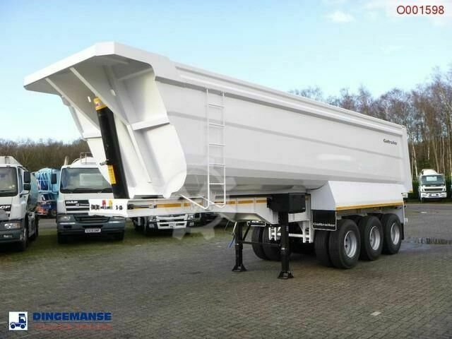 Sonstige/Other GALTRAILER Tipper trailer steel 40 m3 / 68 T / st