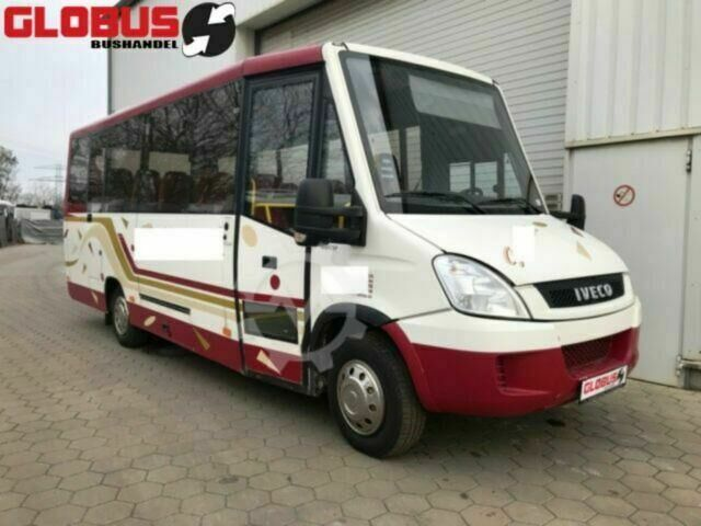 Iveco Daily Tour 7.2 To Rapido, Teamstar, 818 Vario