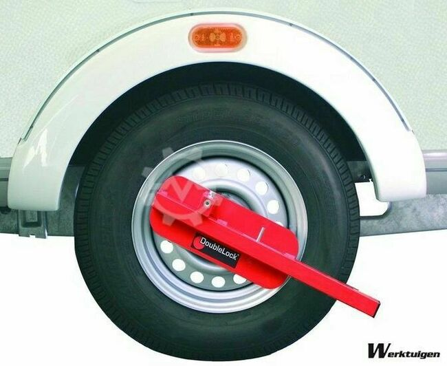 Trailer And Tools Wielklem Buffalo RED SCM