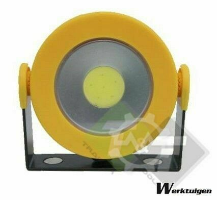 Trailer And Tools Werklamp COB + Magneet, Bouwlamp, Ledlamp