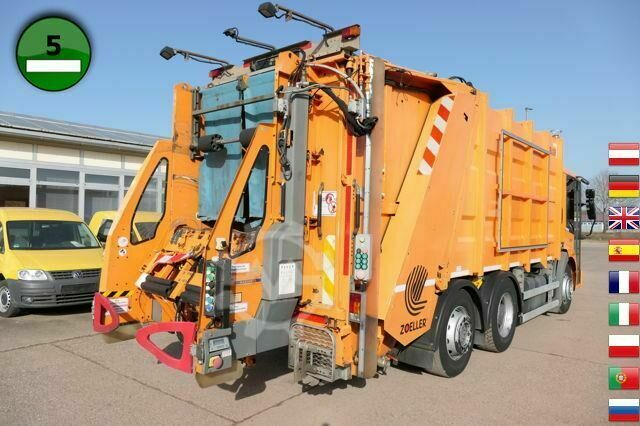 Mercedes-Benz 2629 ECONIC ZOELLER MEDIUM XL S 6x2/4 EURO 5 ZOEL