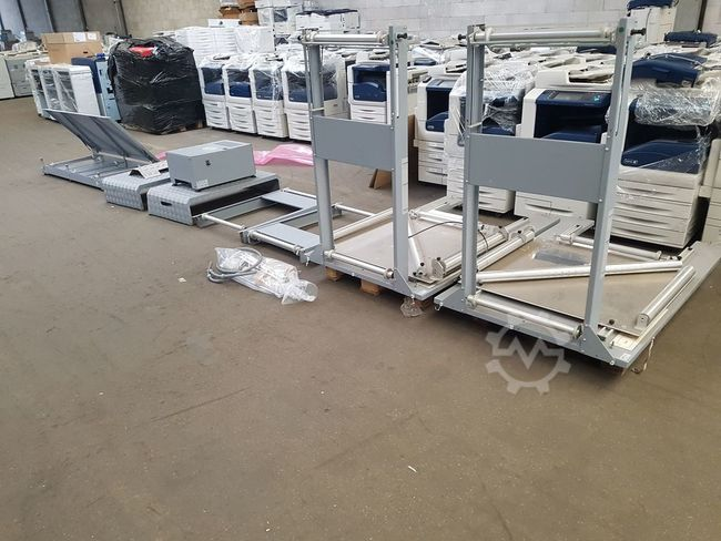 Lasermax Roll systems / Tecnau Lasermax Roll systems / Tecnau + Blower