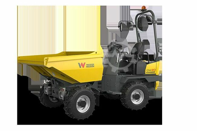 Wacker neuson DW20 Swivel