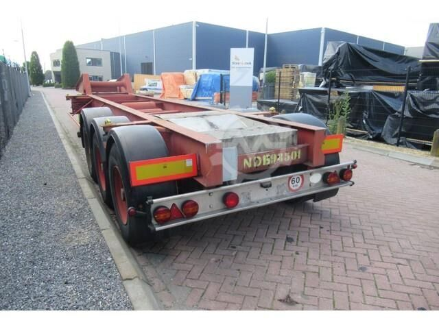 Sonstige/Other MOL Container Chassis / 20FT / ROR Drum
