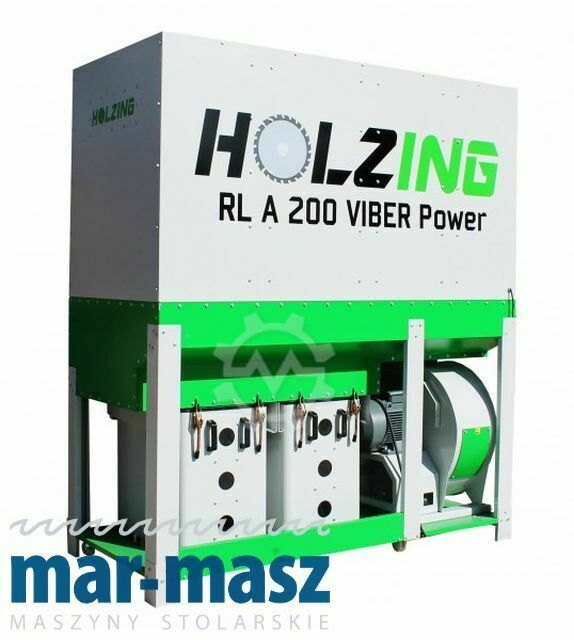HOLZING RLA 200 Viber Power