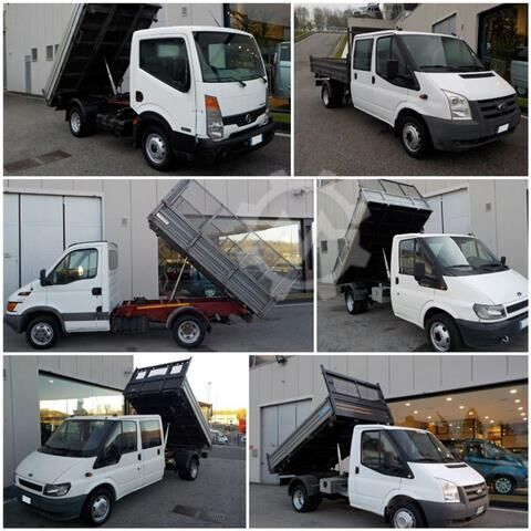 Ford Transit, Iveco Daily, Nissan Cabstar