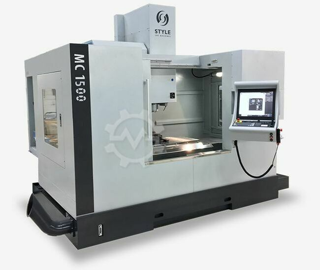 STYLE CNC Machines BV MC1000