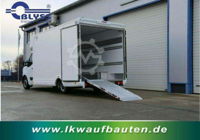 Peugeot Boxer L4, 2.2 HDI 165 PS BLYSS Integral Koffer